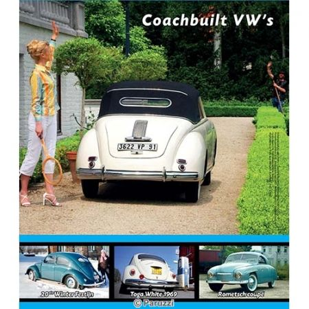ClassicVW (Boxertje) MAGazine Winter 2011-2012 (nr41). Dutch / Nederlands / Néerlandais